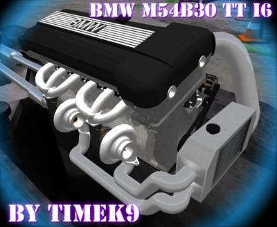 bmw m54b30 i6 engine street legal. Black Bedroom Furniture Sets. Home Design Ideas